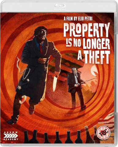 Property is No Longer a Theft - Dual Format (Includes DVD)