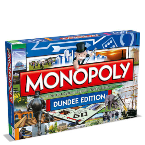 Monopoly - Dundee Edition