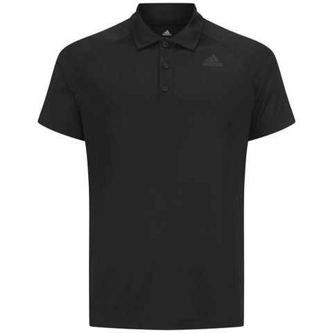 adidas Men's Essential Polo Shirt - Black