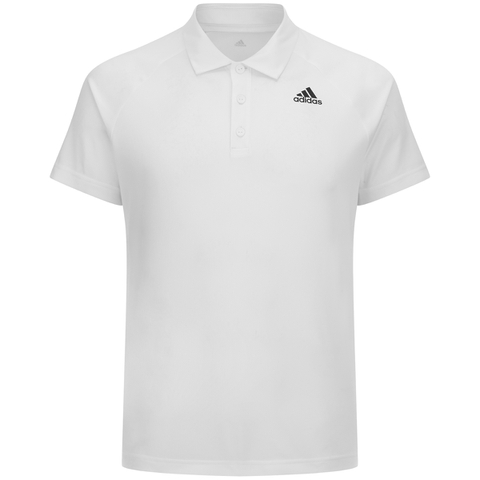 adidas Men's Essential Polo Shirt - White