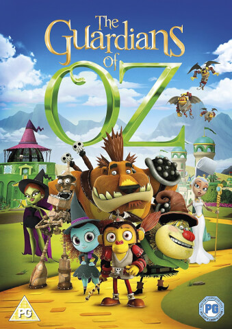 The Guardians Of Oz