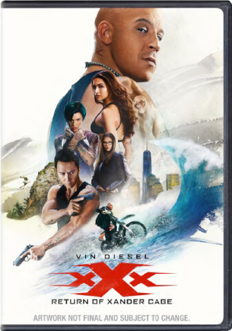 XXX: The Return of Xander Cage (Includes Digital Download)