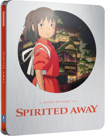 Spirited Away - Zavvi Exclusive Limited Edition Steelbook