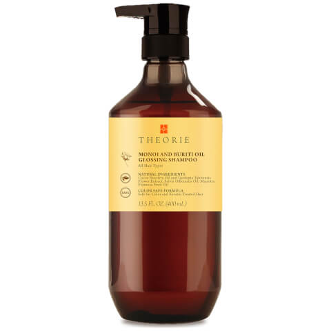 Theorie Monoi and Buriti Oil Glossing Shampoo - 13.5 fl oz