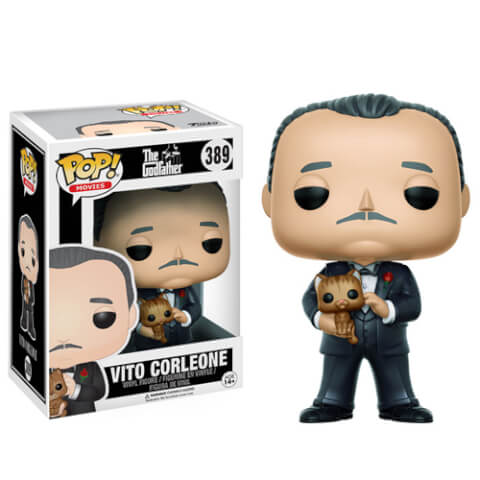 The Godfather Vito Corleone Pop! Vinyl Figure