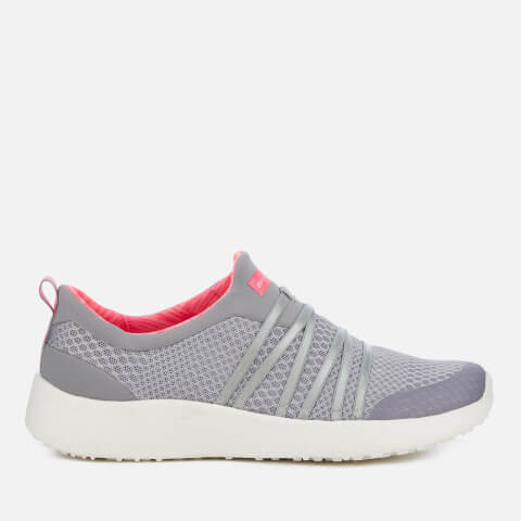 Skechers Women's Burst Very Daring Slip On Trainers - Grey