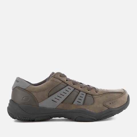 Skechers Men's Larson Nerick Shoes - Charcoal