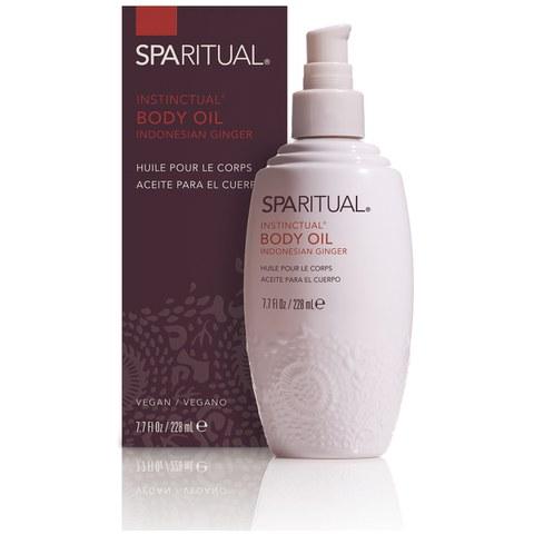 SpaRitual Instinctual Body Oil 228ml