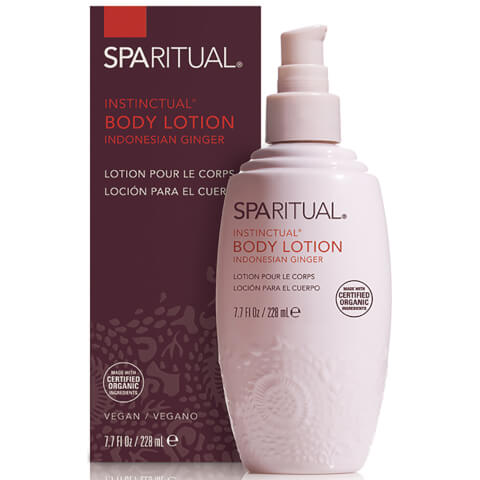 SpaRitual Instinctual Body Lotion 228ml