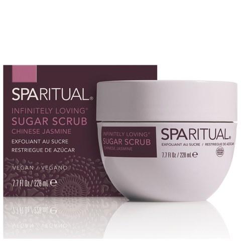 SpaRitual Infinitely Loving Sugar Scrub 228ml