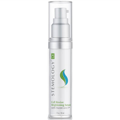 Stemology Cell Revive Brightening Serum with StemCore-3