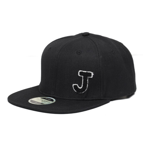 Jack & Jones Men's Terry Snapback Cap - Black