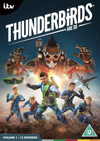 Thunderbirds are Go - Series 2 Volume 1