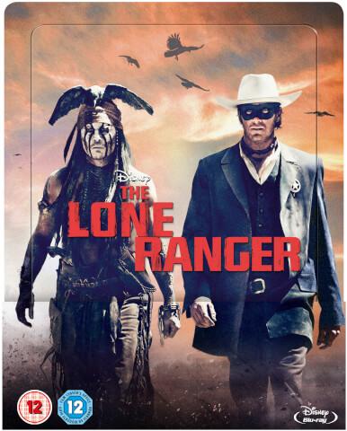 Lone Ranger, Naissance d'un Héros - Steelbook Édition Lenticulaire Exclusivité Zavvi