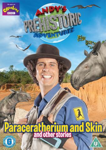 Andy's Prehistoric Adventures - Paraceratherium & Skin (BBC) - Vol 3
