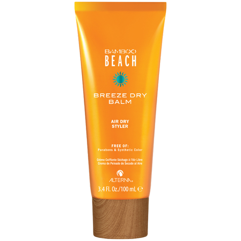 Alterna Bamboo Beach Breeze Dry Balm Air Dry Styler 3.4oz