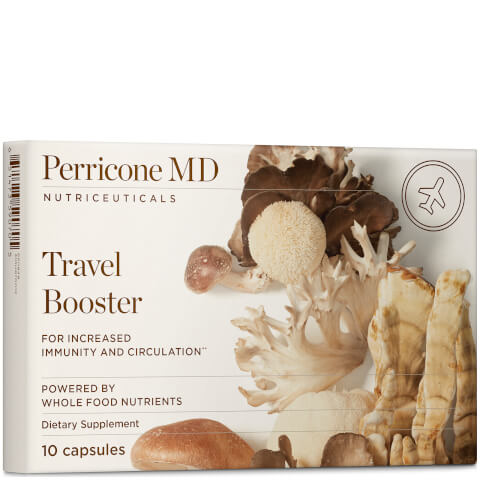 Perricone MD Travel Booster Whole Foods Supplements (30 Day Supply)