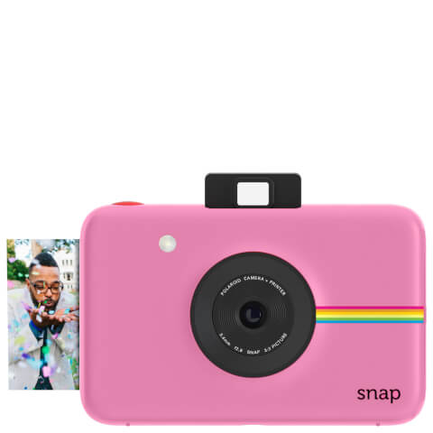 Polaroid Snap Instant Digital Camera - Pink