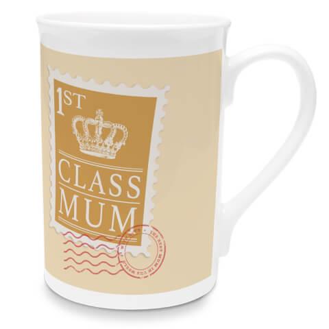 First Class Mum Mug