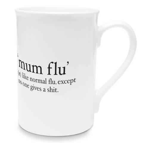 Mum Flu Mug