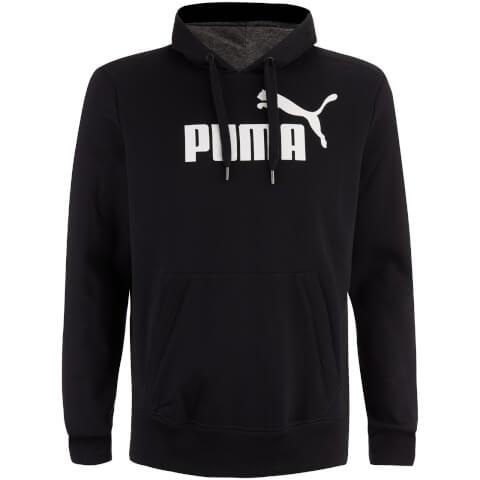 Puma Men's Essential Logo Hoody - Black