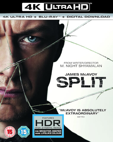 Split - 4K Ultra HD (Includes Ultraviolet)