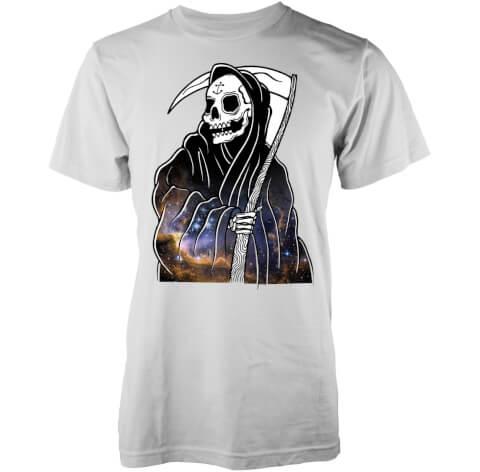 Abandon Ship Men's Cosmic Creaper T-Shirt - White