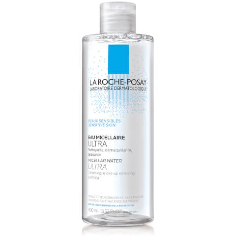 La Roche-Posay Micellar Cleansing Water and Makeup Remover for Sensitive Skin, 13.52 Fl. Oz.