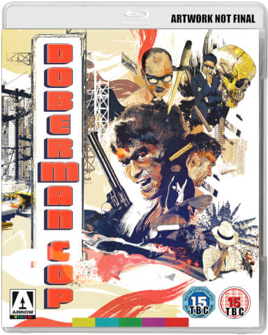 Doberman Cop - Dual Format (Includes DVD)