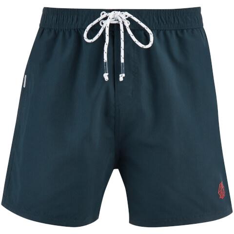 Smith & Jones Men's Antinode Swim Shorts - Navy
