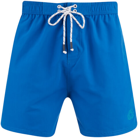 Short de Bain Antinode Smith & Jones -Bleu Le Mans
