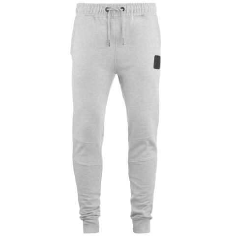 Smith & Jones Men's Cloistez Sweatpants - Light Grey Marl