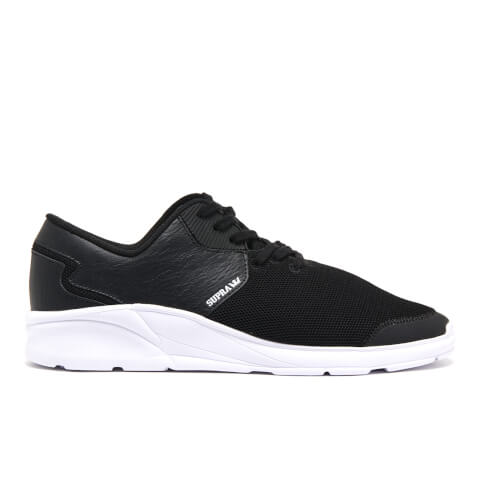 Supra Men's Noiz Trainers - Black/White