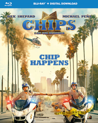 CHiPS: Law and Disorder (Includes Digital Download)