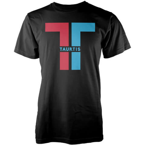 Taurtis Split Logo Insignia Men's T-Shirt