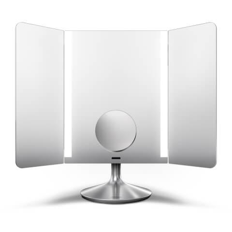 Miroir Panoramique USB Connecté Simplehuman