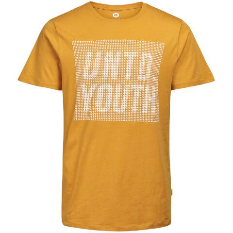 Jack & Jones Men's Core Kevin T-Shirt - Golden Orange