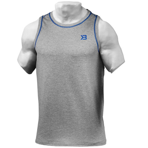 Better Bodies Performance Tank Top - Grey Melange