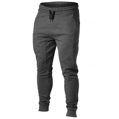 Better Bodies Tapered Joggers - Antracite Melange