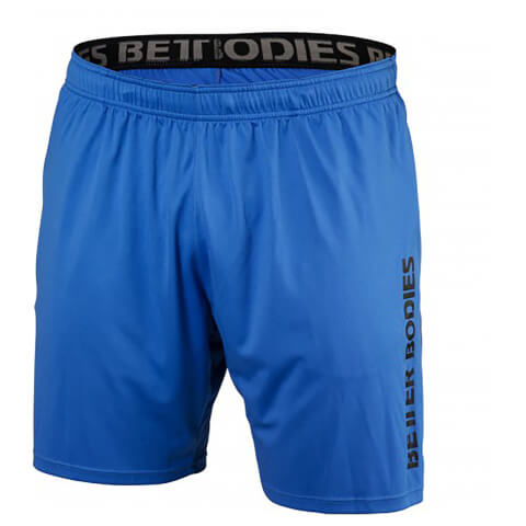 Better Bodies Loose Function Shorts - Bright Blue