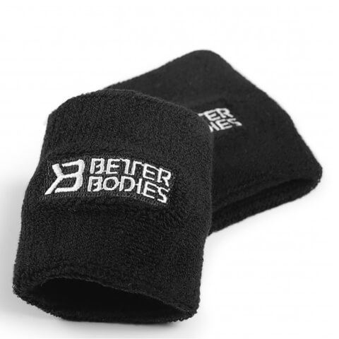 Better Bodies BB Wristband - Black