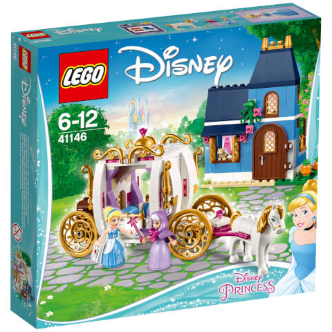 LEGO Disney Princess: La soirée magique de Cendrillon (41146)