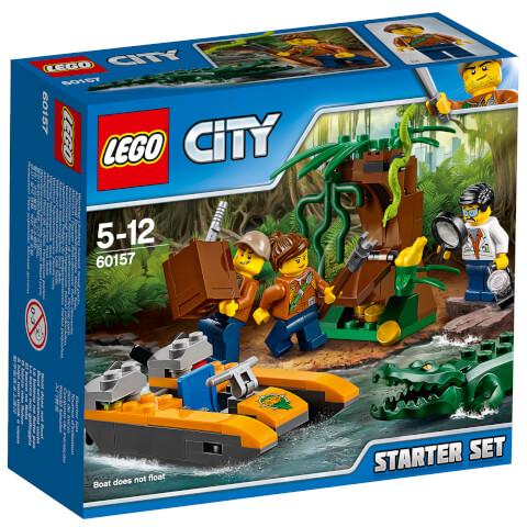 LEGO City: Ensemble de démarrage de la jungle (60157)