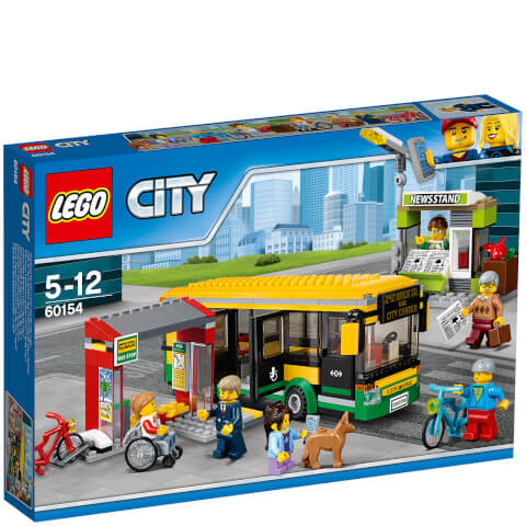 LEGO City: La gare routière (60154)
