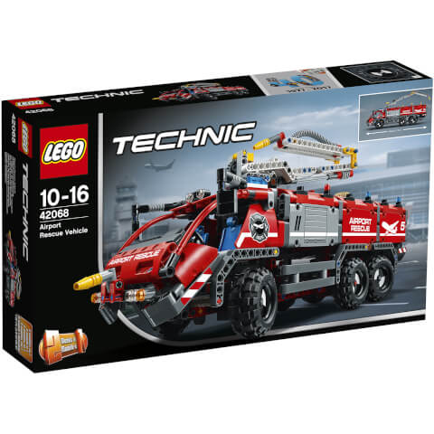 LEGO Technic: Airport Rescue Vehicle (42068)