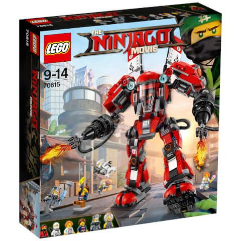 The LEGO Ninjago Movie: Fire Mech (70615)