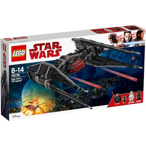 LEGO Star Wars Episode VIII: Kylo Ren's TIE Fighter (75179)