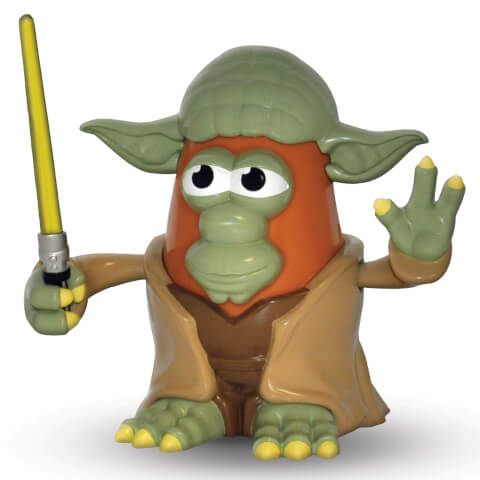Star Wars - Yoda Mr. Potato Head Poptater