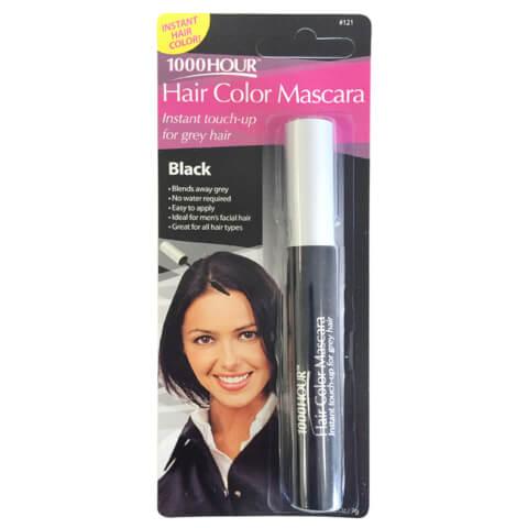 1000 Hour Hair Colour Mascara - Black #121