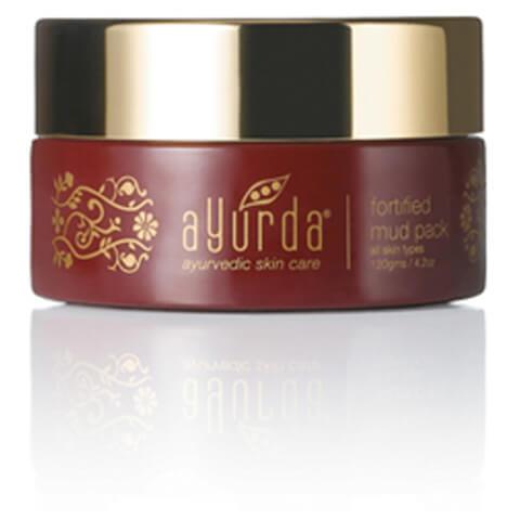 Ayurda Ayurvedic Skincare Fortified Mud Pack 120g